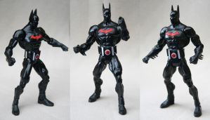 DC Superheroes Batman Beyond by Mace2006