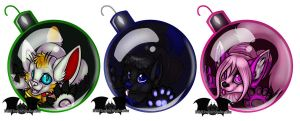 C - Ornaments - 1-3 by Temrin