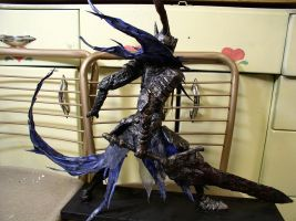 Artorias the Abysswalker view 3 by futantshadow