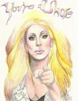 Sherry Vine Says by pink12301