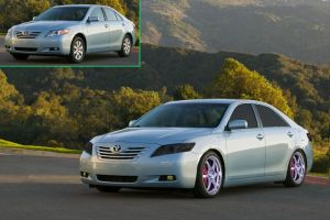Camry Transform by ModifierMR
