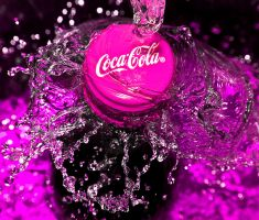 coke pink by SaphoPhotographics