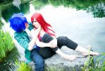 Jerza FTW by SCARLET-COSPLAY