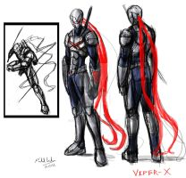 Viper-X Design by Fahad-Naeem