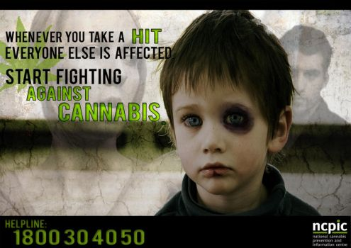 Start Fighting Against Canabis by ECC2009