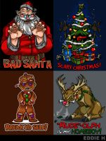 BAD XMAS by EddieHolly