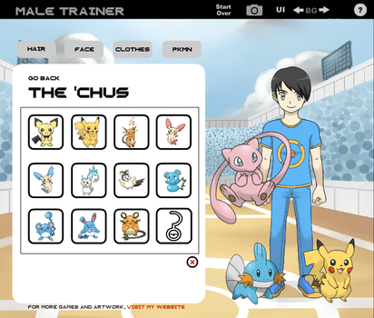 me as a Pokemon Coordinator with some of my team by sailorcancer01