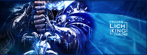 Lich King Signature Tag by BlitzWarTank
