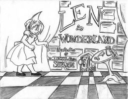 Len in Wonderland by Dezu-the-Shaman
