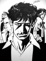 Dylan Dog 2 by DiegoZ83