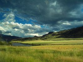 Yellowstone by vivsters
