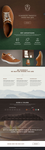 BeHandmade - Shoes Web Template by sandracz
