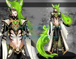 MALE ADOPT 108 [ Auction ] [ CLOSED ] by GattoAdopts