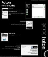 Foton for Samurize by SuPaSnAcK