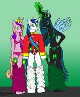 Royal Depantsing by BaroqueWolfe