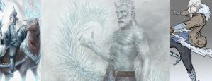Jack Frost Winter Contest 2014 Results by ConceptCookie