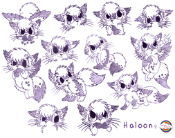 Haloon by Daieny