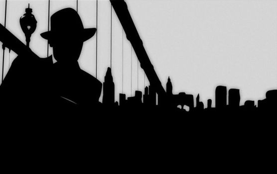 NYC Noir by rephl
