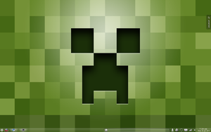 Green Face by gab1to
