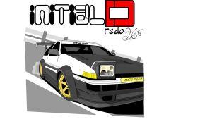 Initial D by red0003