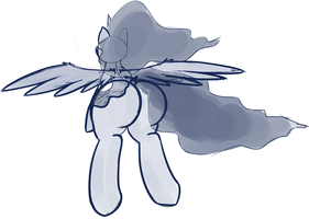 20150204 - Perspective Luna by PhoenixPony