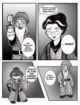 Harry Potter Comic 1-5 by FlukeOfFate