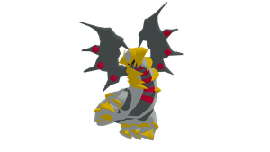 MMD 487 - Giratina DL by Lilothestitch