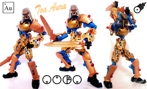 Aura, Toa of Gold by Lol-Pretzel