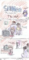 SHINee Mini Comic 3:The Hat :D by MelzyV