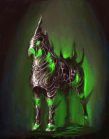 Death Steed by TGY