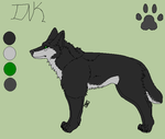 Ink Ref. by Ink--Chan