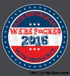 Election 2016 by greymattercreations3
