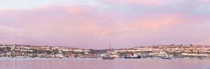 Falmouth Dawn by JakeSpain