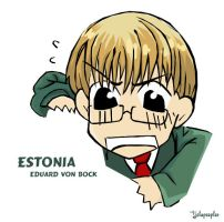 Estonia - Hetalia Axis Powers by Yolapeoples