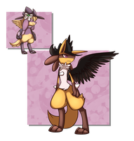 PKMNation: Defiant Feathers by autopsy-turvy