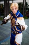 Prince of Stormwind: Ready to Defend by Vash-Fanatic