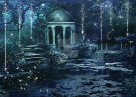 The Midnight Garden by ArwensGrace