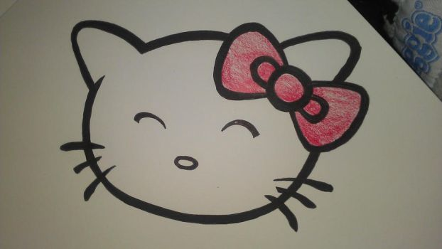 Hello Kitty by WynterborneInk