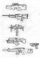 Weapons Pack by OutFoxedTW