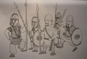 late romans by foojer