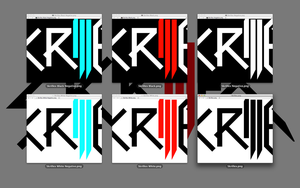 Skrillex Wallset by will-yen