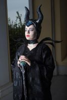 Maleficent11 by Valerie-Mrosek-Stock