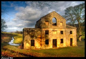 Chatsworth Mill by Megglles