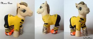 My little Pony Custom Marco Reus I by BerryMouse