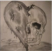 Skullheart by almberger