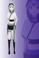 Naruto Oc: Hatake Aiko by FlyingDragon04
