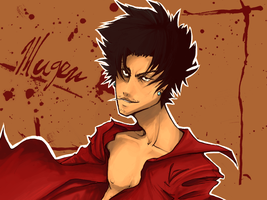 Mugen: Samurai Shamploo by Witchii-chan