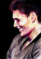 Jensen Ackles by meilin-mao