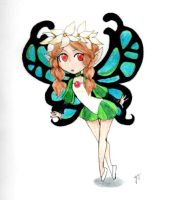 OS: Fairy Princess by Jeevana