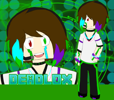 Deadlox Design by MonochromeFuji